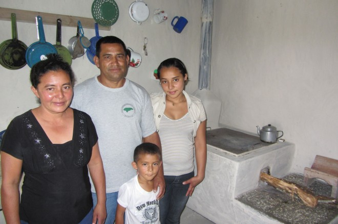 Honduras clean cookstove