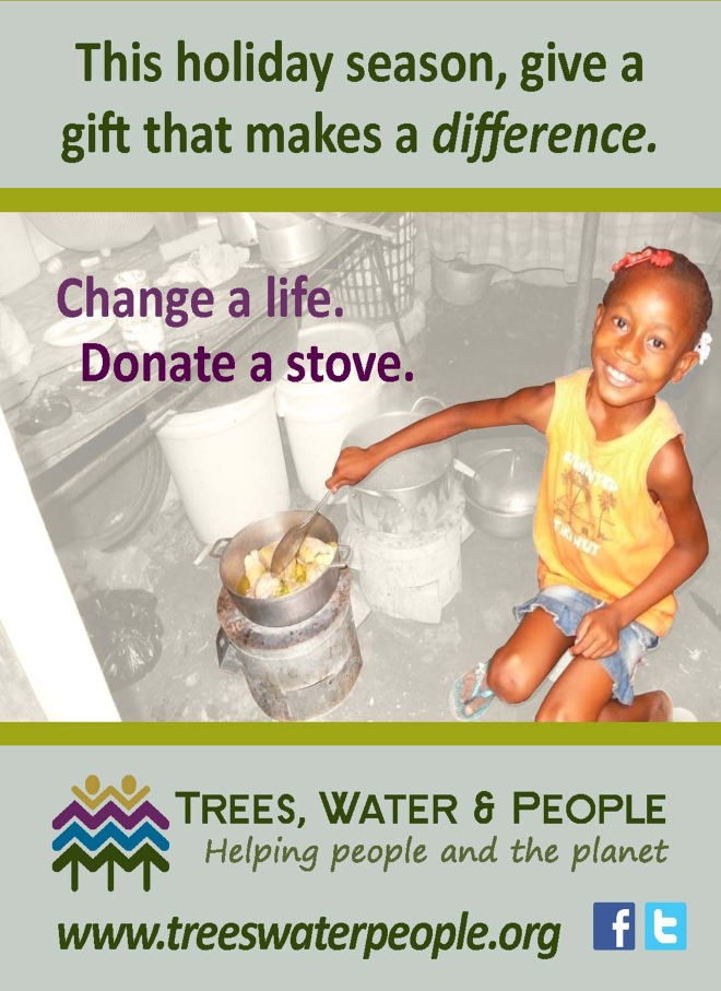 Gift of a Clean Cookstove