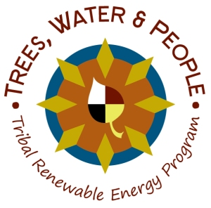 Trees, Water & People Tribal Renewable Energy Program logo