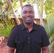 Jean Marie Gabriel, Haiti Program Manager
