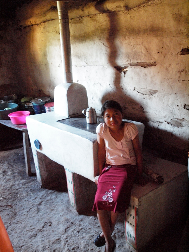 Honduras clean cookstoves