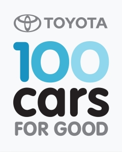 100 Cars For Good Logo