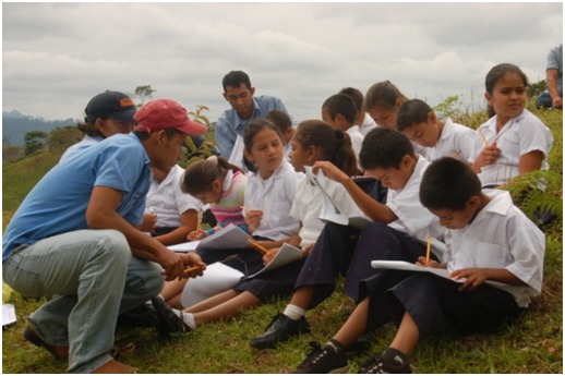 environmental education Honduras