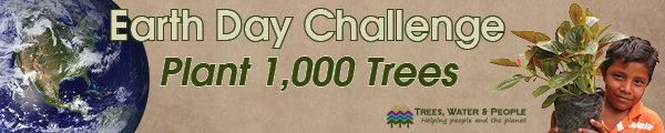 Earth Day Challenge 2012