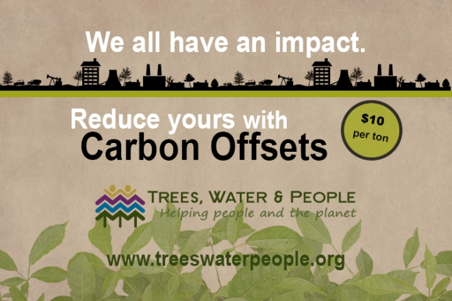 carbon offset ad