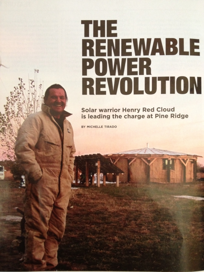 Henry Red Cloud article