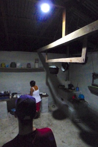 Appropriate technologies like clean cookstoves and solar lights make life for rural families of Honduras better.