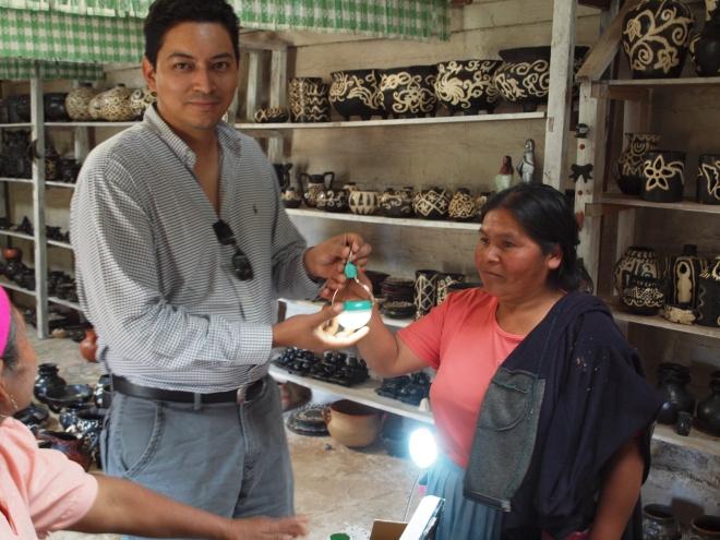solar lighting Honduras