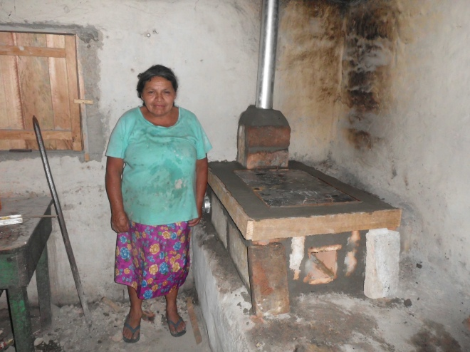 clean cookstove Honduras