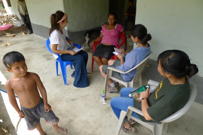 Gathering feedback from the community helps us implement successful programs.