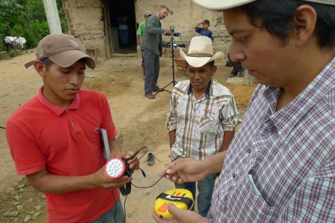 solar energy Honduras