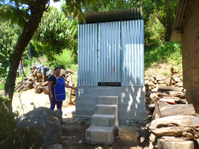 Photo of the Week: Improved Sanitation for Families in El Salvador