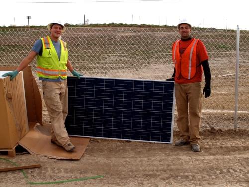 Lafayette Colorado solar garden