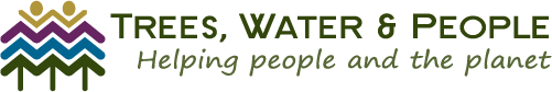 Trees, Water & People Horizontal Logo Full Color (500 X 82)