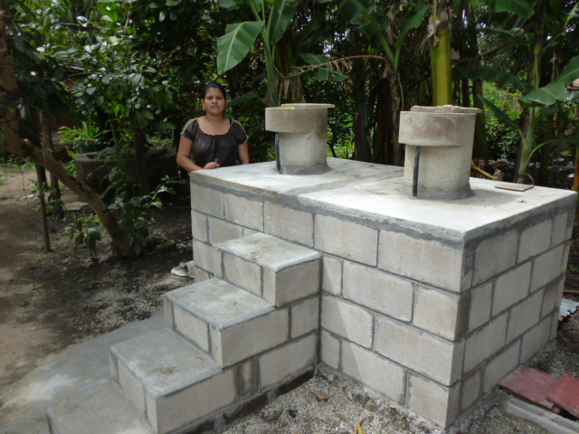 composting pit latrine base