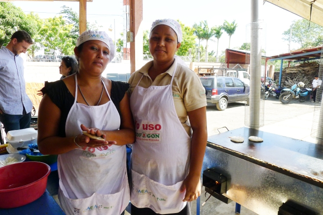 clean cookstove users Nicaragua