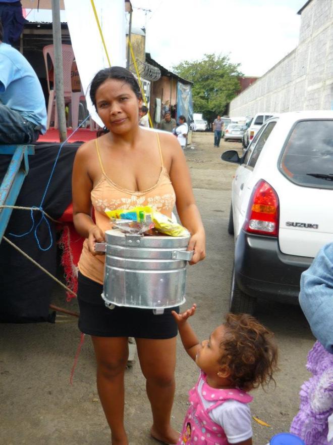 Rapidito clean cookstove Nicaragua