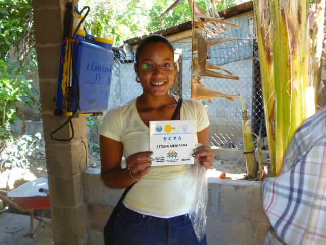 Peace Corps cookstove project El Salvador