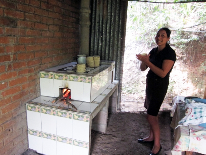clean cookstove El Salvador