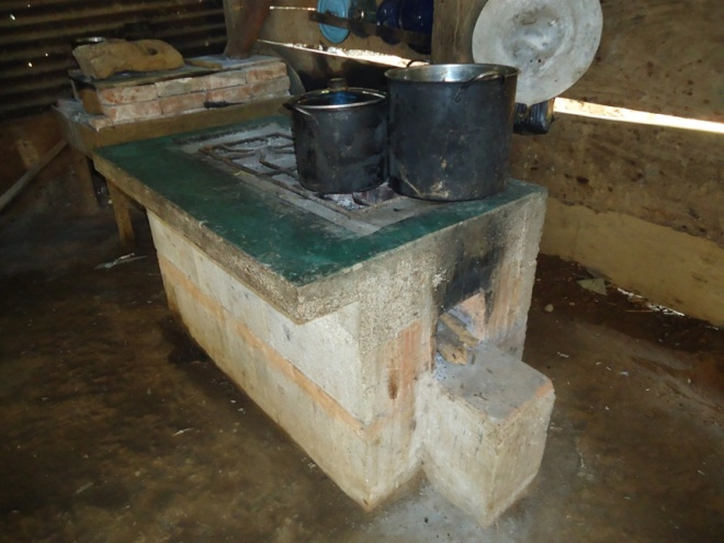 new clean cookstove design Guatemala