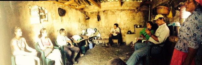 Honduras clean cookstove study