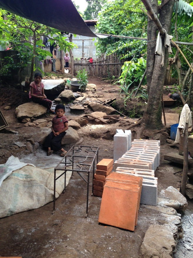 Clean cookstove supplies sourced locally
