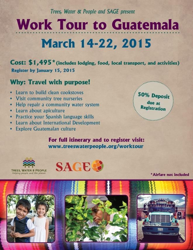 Guatemala Work Tour 2015