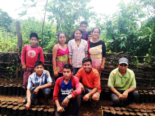 youth farmers Guatemala