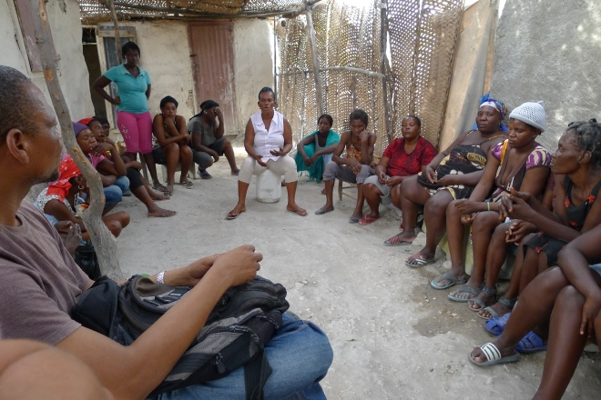 Haiti Self-Help Group