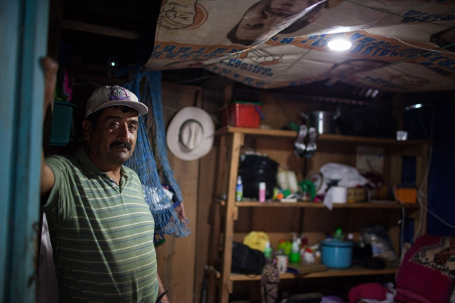 solar home system Guatemala