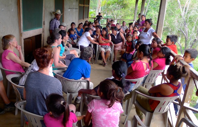 Guatemala Women's Group