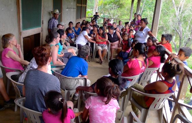 Guatemala Women's Group