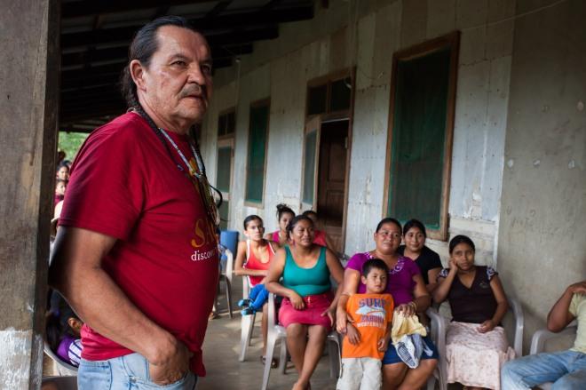 Henry Red Cloud Guatemala