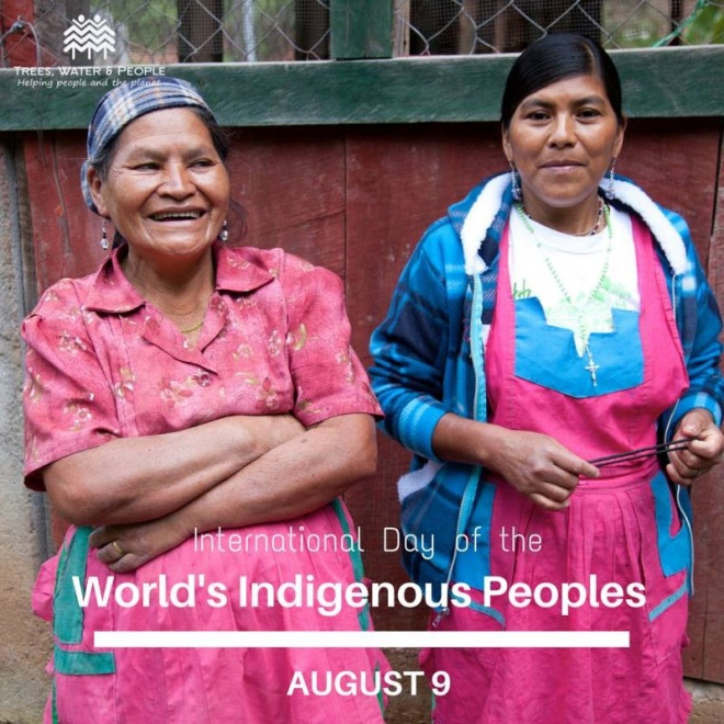 Worlds Indigenous Peoples
