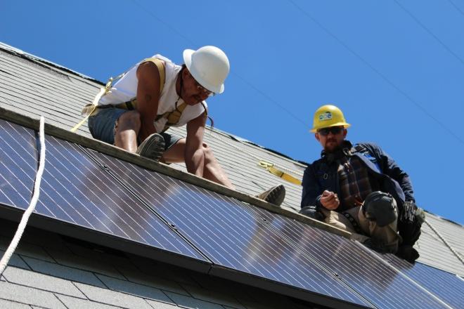 KILI radio solar PV expansion