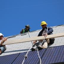 KILI Radio solar PV