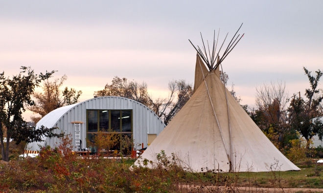 Sacred Earth Lodge